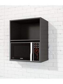 Microwave Cabinet with Shelf